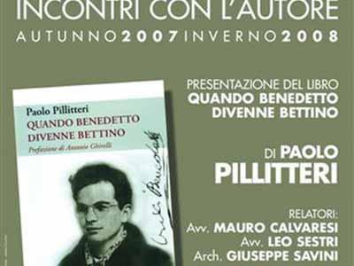 Paolo Pillitteri presenta
