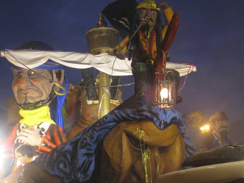Sant'Egidio, Carnevale 2008
