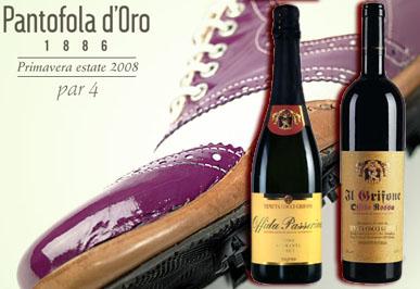 A Milano, con la Pantofola d'Oro, sfilano anche i vini Piceni Cocci Grifoni