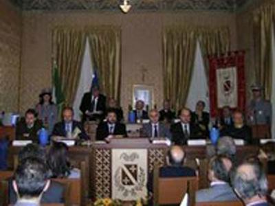 Il Consiglio provinciale di Teramo