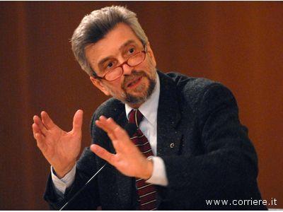 Il ministro del Lavoro e della Previdenza sociale, Cesare Damiano