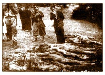Le vittime delle foibe