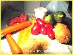Frutta e verdura, alimenti sani