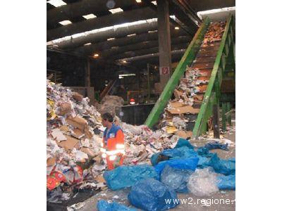 In quattro anni è aumentata del 108% la quantità di rifiuti portati alla