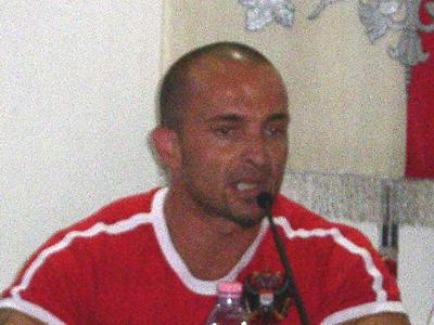 L'assessore allo Sport Alberto Tuccini