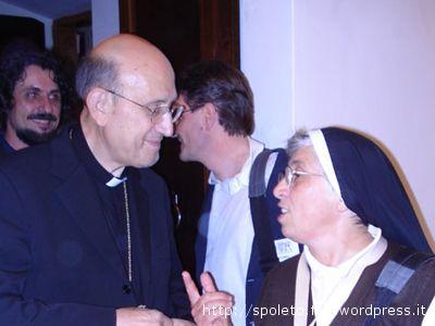 Monsignor Giuseppe Chiaretti