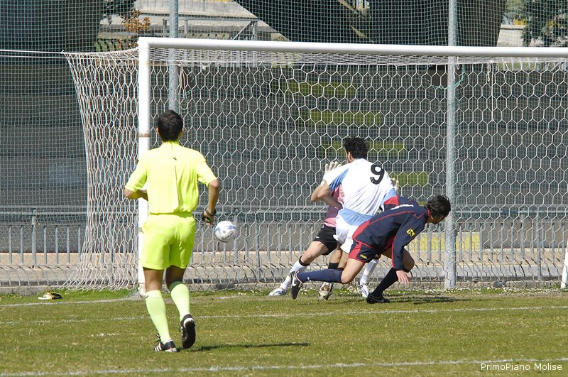 Il primo gol di Bucchi