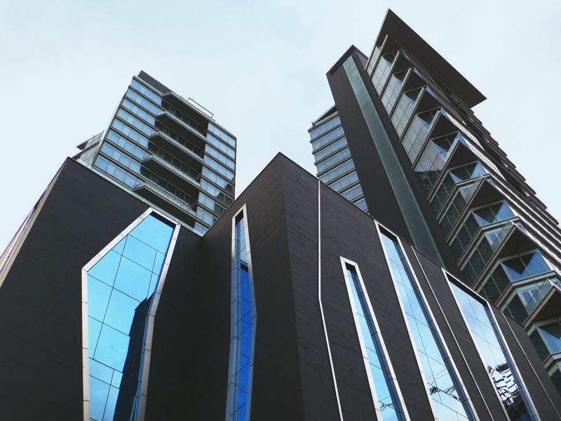 Saranno così le Kunlun Towers di Eusebi a Pechino