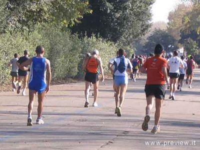 Camminare aiuta a mantenersi in forma