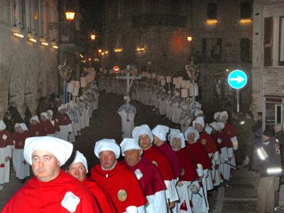 La Processione del Cristo Morto a Ripatransone