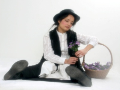 Fancesca Peccio interpreta Eliza Doolittle.jpg