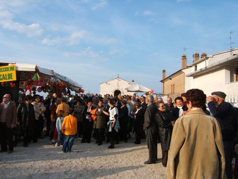 La Festa di Pasqua a Santa Lucia, in un momento dell'edizione del 2006.
