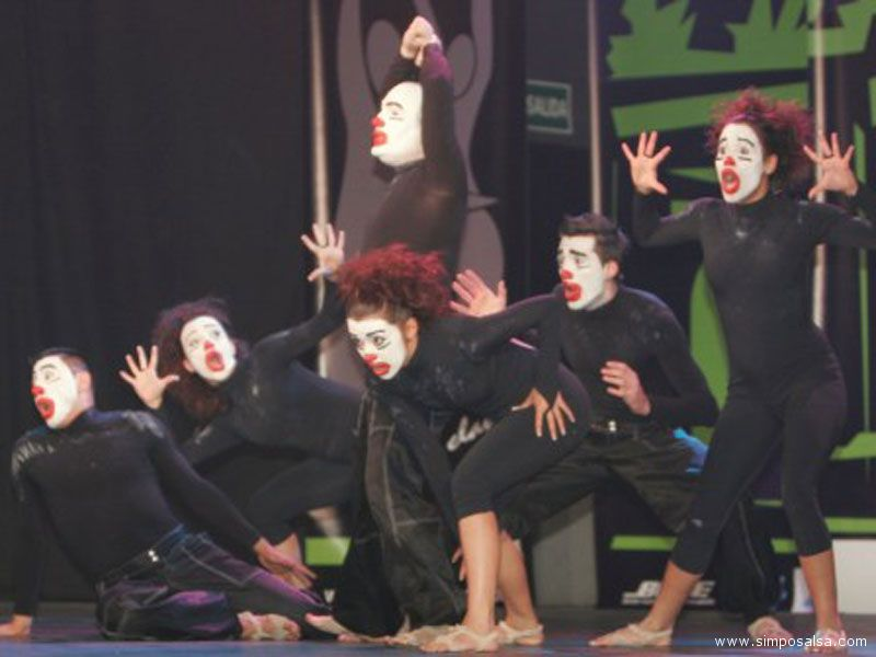 Flamboyan Dancers