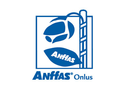 La rosa blu simbolo dell'Anffas