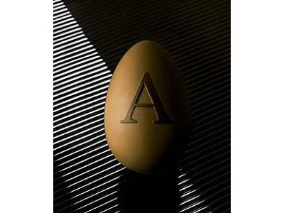 L'uovo firmato Armani