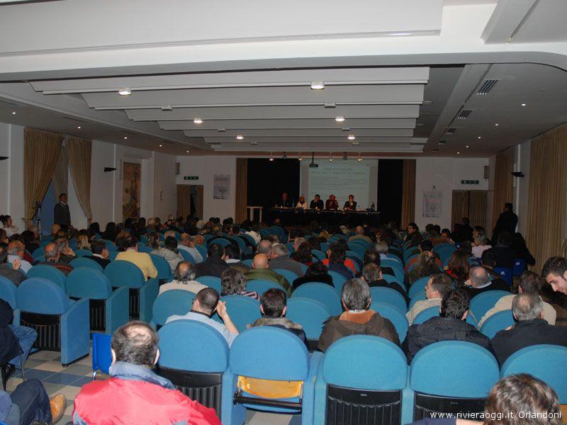 Il dibattito fra candidati sindaco di mercoledì 26 marzo presso il Kursaal