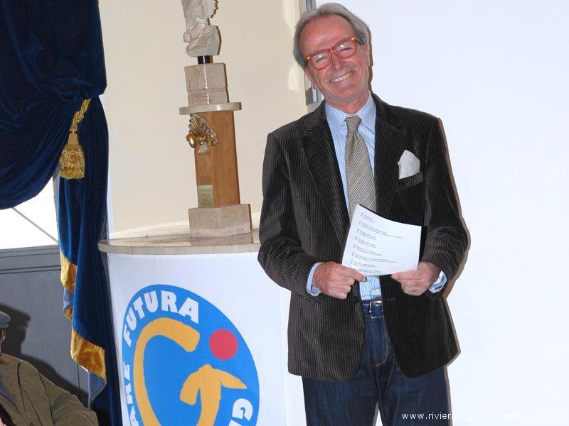 Il candidato sindaco per Grottammare futura Sandro Mariani