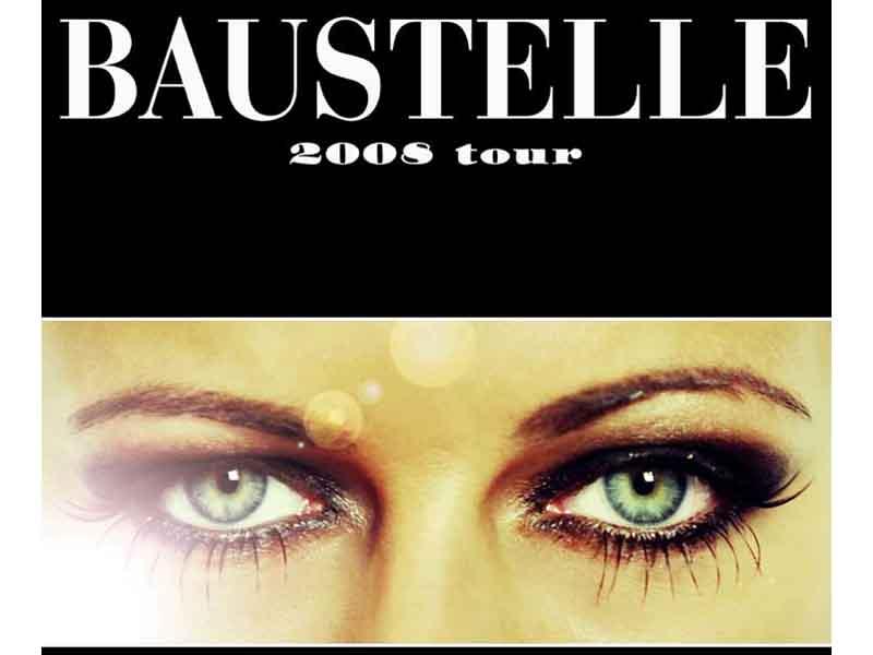 I Baustelle si esibiranno al Ventidio di Ascoli il prossimo 26 marzo
