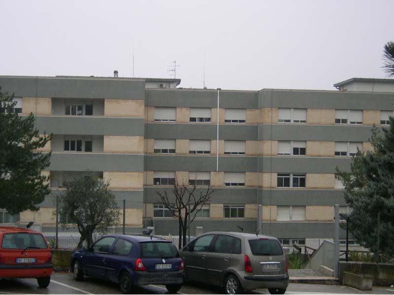 L'ospedale Val Vibrata di Sant'Omero