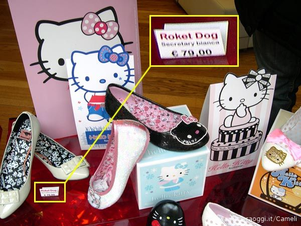 Ballerine Hello Kitty a 79 euro