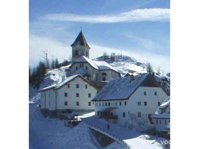 Uno scatto di Tarvisio, località turistica del Friuli