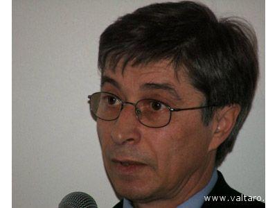 Vasco Errani, presidente della Regione Emilia Romagna
