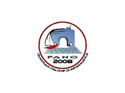 Il logo delle Olimpiadi di Informatica che si svolte a Fano