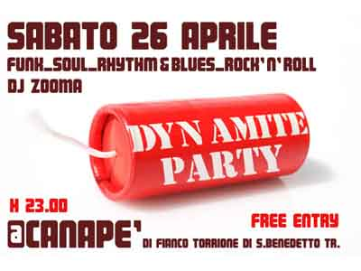 Dynamite Party