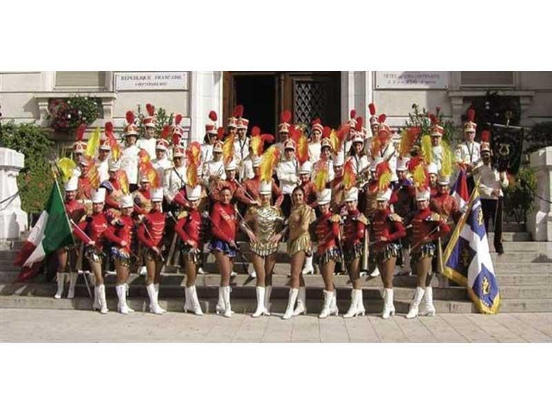 Le Tourinstar Majorettes