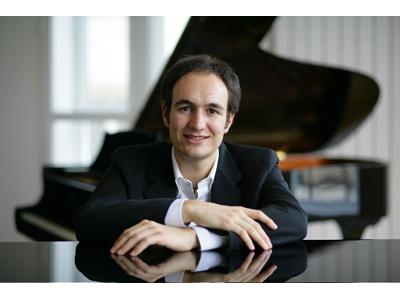 Il pianista Andrea Capecci