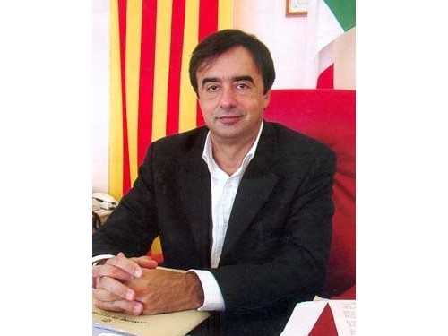 Il sindaco di Alghero Marco Tedde