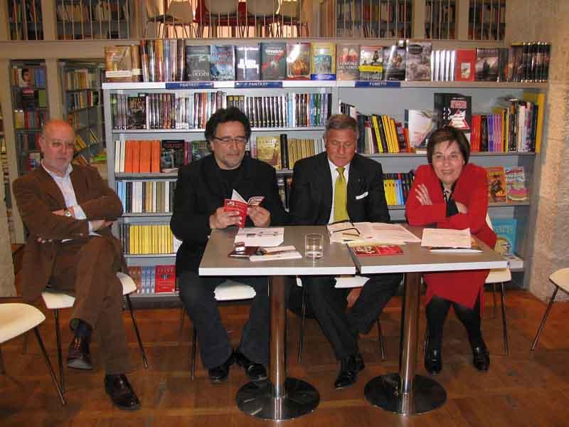Presentazione del calendario 2008 di SaggiPaesaggi
