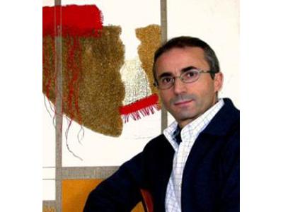 L'artista Saverio Magno