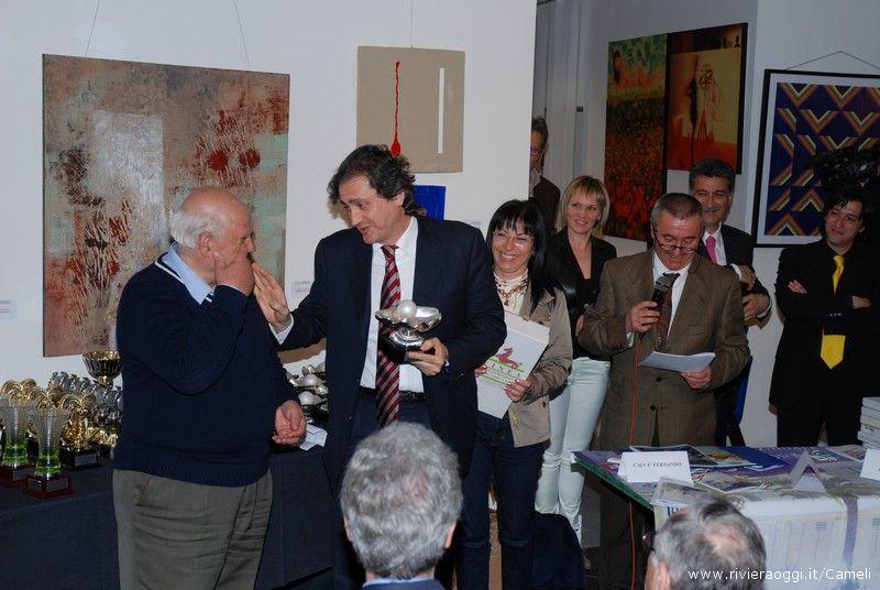 II edizione del Premio Internazionale d'Arte Perla dell'Adriatico - Premiazione