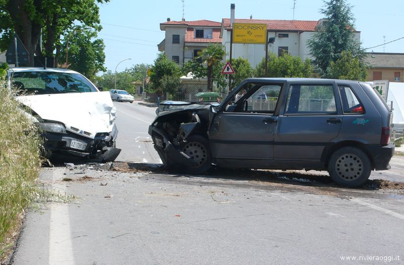 Incidente mortale sulla Salaria