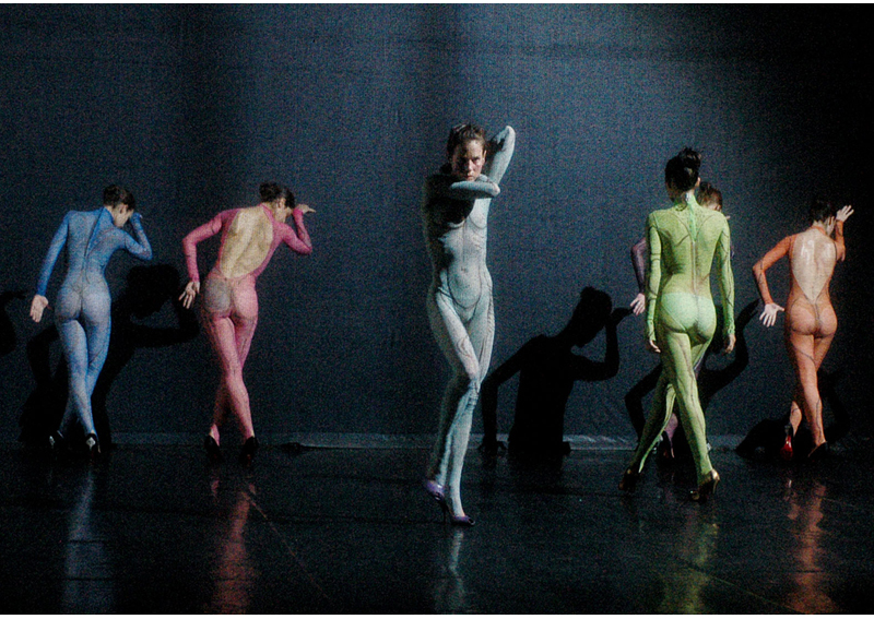 Il corpo si ballo dell'Atelier di Teatrodanza della Paolo Grassi di Milano
