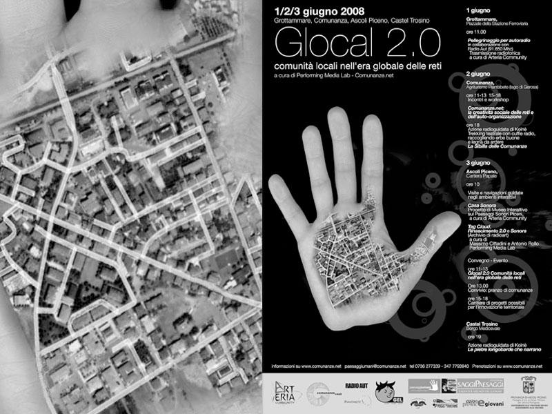 Glocal, Comunità Locali nell'era globale delle reti