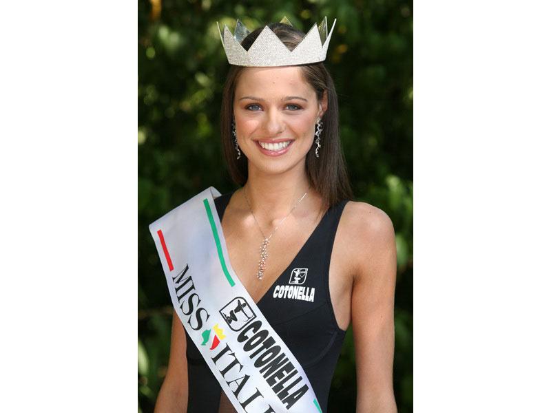 Silvia Battista, Miss Italia 2007