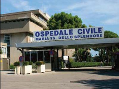 L'ospedale civile di Giulianova