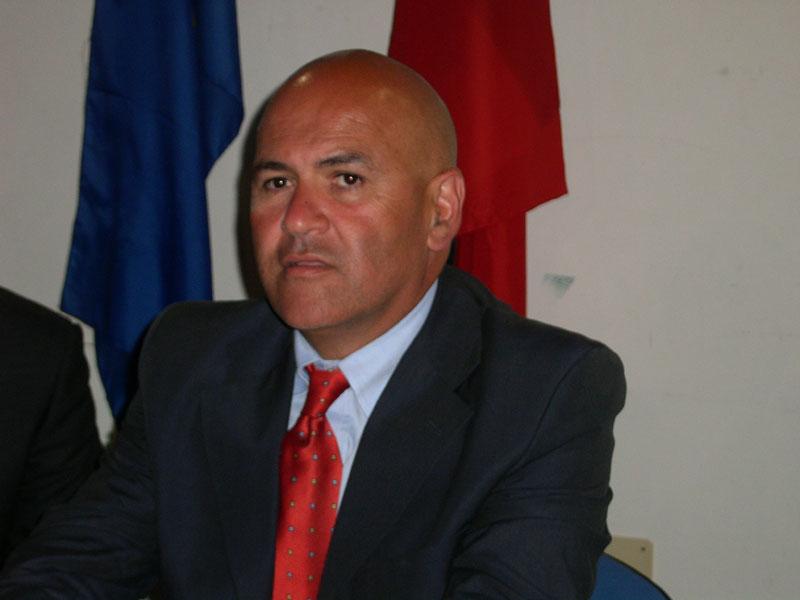 Mauro Paci del gruppo consiliare del Pd