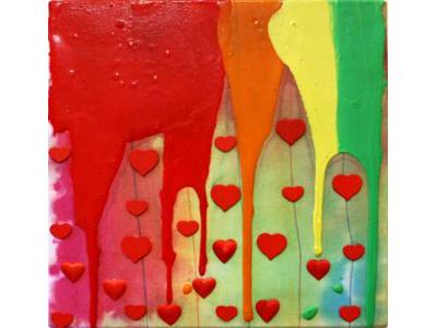 Opera della serie Love and Pop