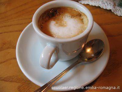 Caffè espresso, una grande passione degli italiani