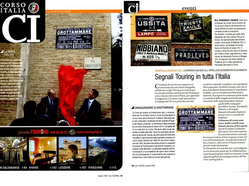 Le pagine dedicate a Grottammare sul Qui Touring