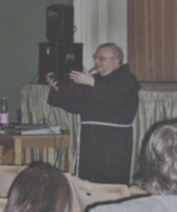 Padre Loffreda al cinema Margherita