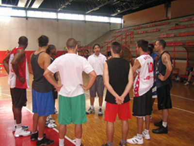 L'Italian Basket Camp del 2007