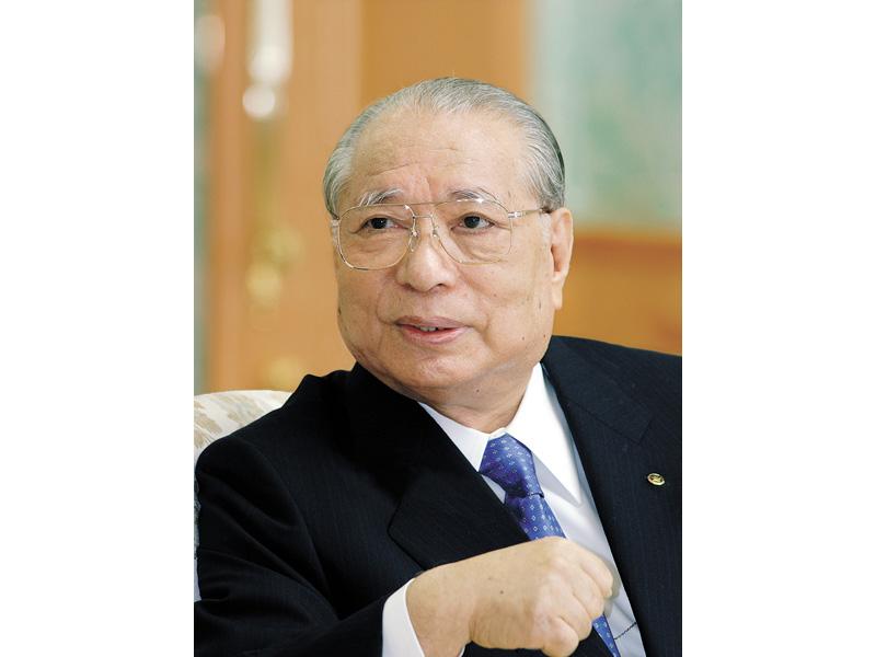 Daisaku Ikeda (immagine tratta dal sito web www.parquedaisakuikeda.com.br)