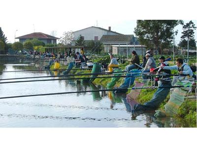 Appassionati di pesca sportiva