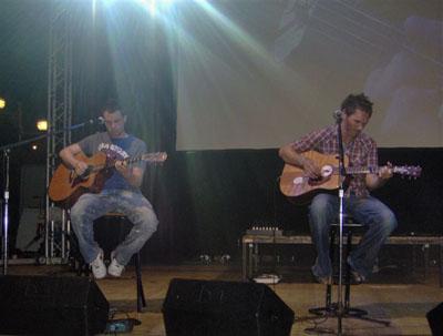 Daniele Groff, ospite del Festival Voci Nuove