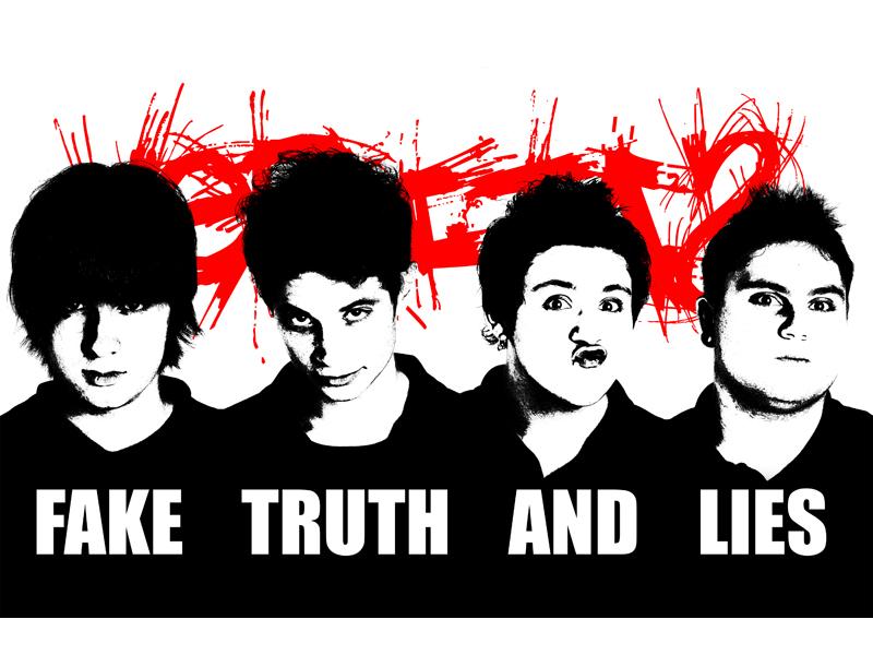 Il gruppo punk rock dei Veritas