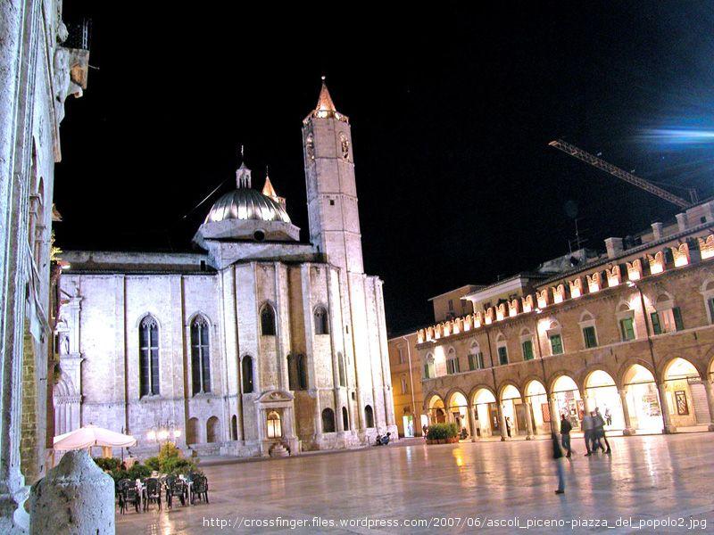 Ascoli Piceno, Piazza del Popolo